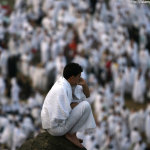 Dua'a on the day of Arafah