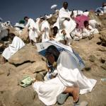 Muslims-pilgrims-in-Mecca-for-Hajj